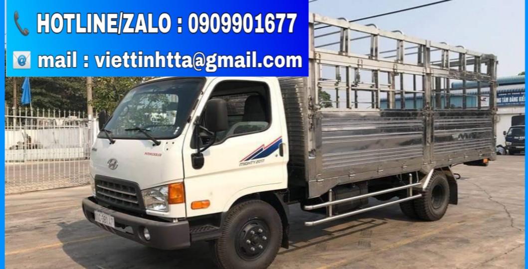 Chành xe gửi hàng đi Hà Tĩnh từ HCM