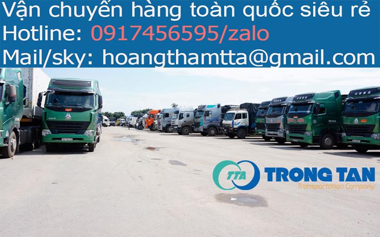 Vận chuyển hàng Đồng Nai đi Bắc Ninh