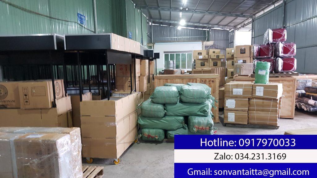 Vận tải hàng Hà Nội Vũng Tàu