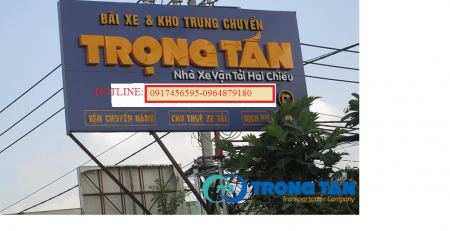 Chành gửi hàng Hưng Yên đi Đà Nẵng