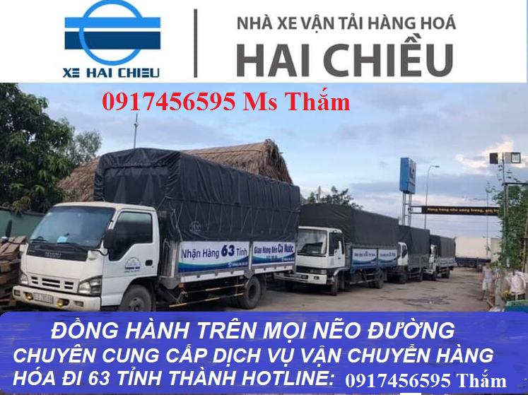 Chành xe Đồng Nai đi Phú Yên