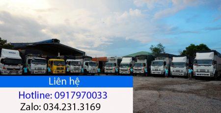 Vận chuyển hàng nội thất đi Tiền Giang