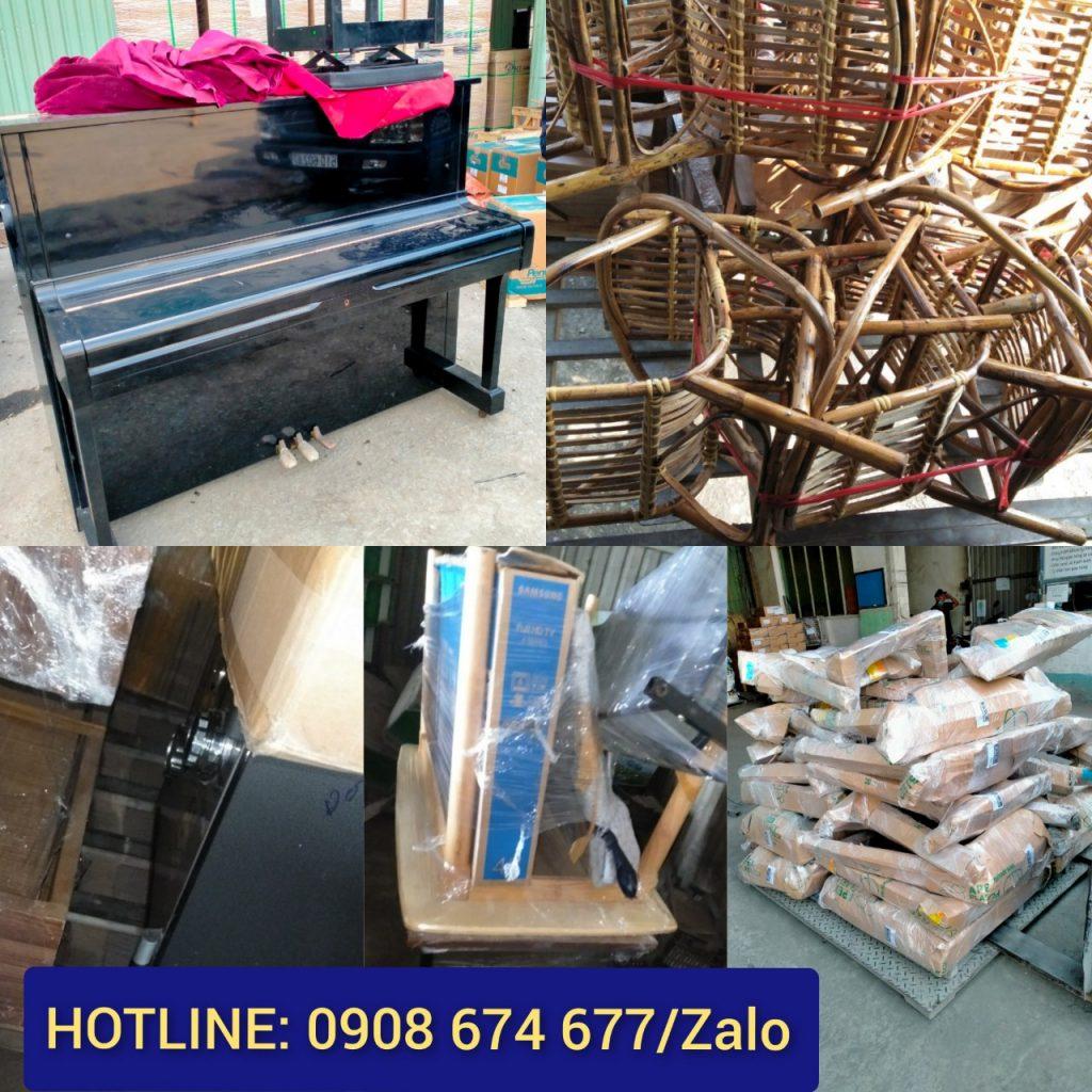 Vận chuyển hàng nội thất đi Tây Ninh