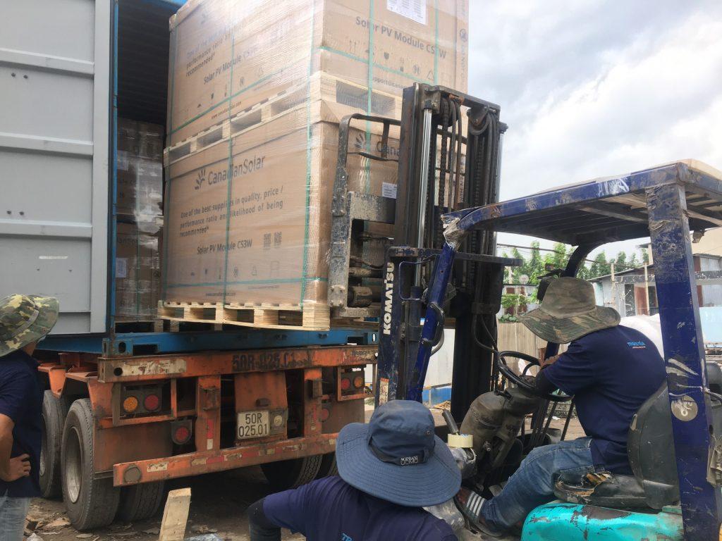 Vận chuyển An Giang đi Phú Thọ