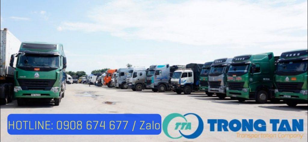 Chành xe tải Hà Nội Vĩnh Phúc