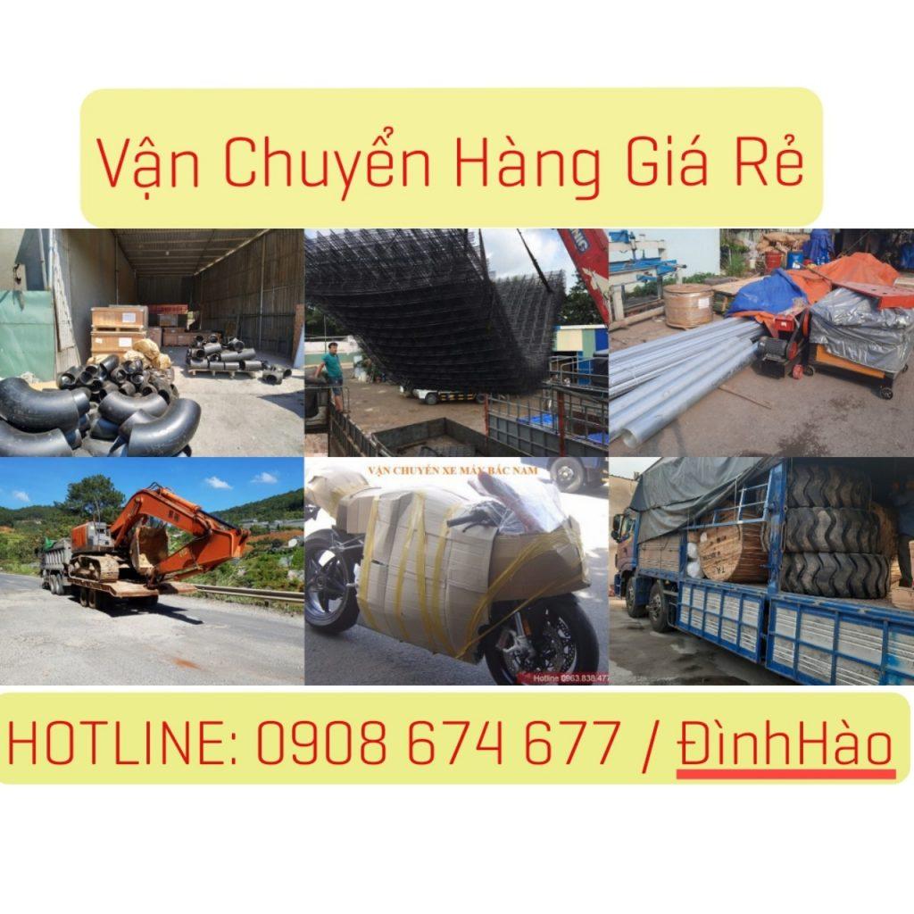 Chành Gửi Hàng Sài Gòn Nha Trang
