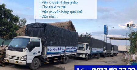 Xe vận tải Sài Gòn Hà Nội