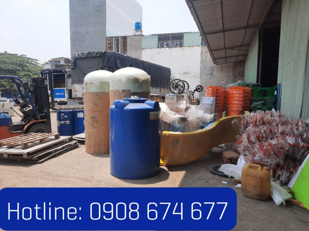 Vận tải Sài Gòn Hà Nội