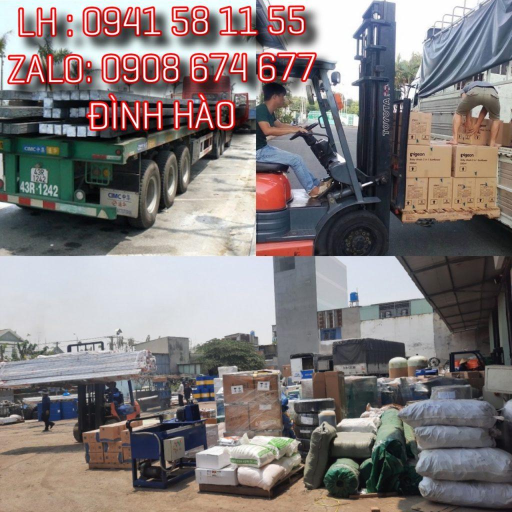 Xe Tải Chở Hàng HCM Phú Thọ