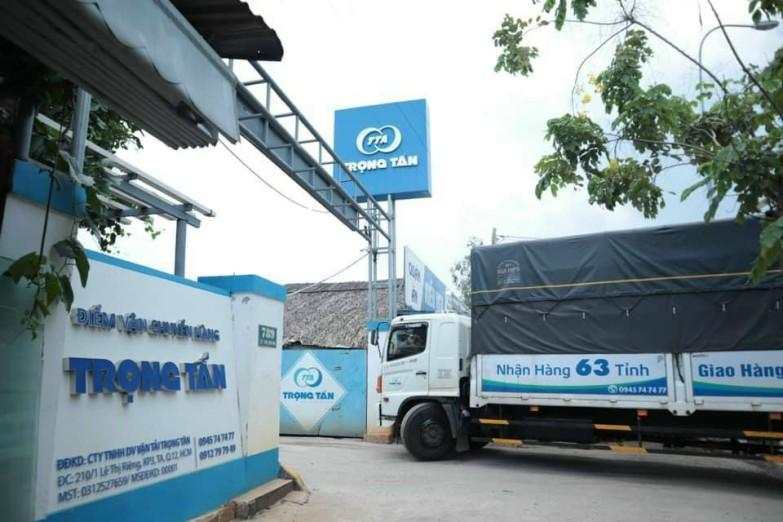 Xe Tải Chở Hàng HCM Quảng Trị