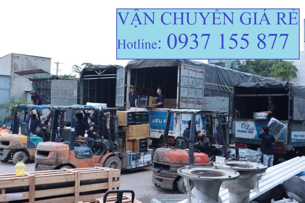 Chuyển hàng Sài Gòn đi Cà Mau